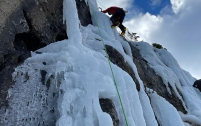 Stage FSL Haute Montagne – Glace