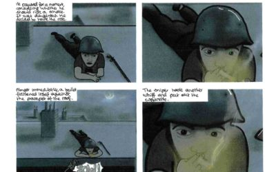 Anglais – Bandes dessinées Sniper